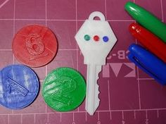 Cool Clues for Breakout EDU.  Credit: Jeff Hennigrant &  Thingiverse member Belfry. Link: http://www.thingiverse.com/thing:1533742