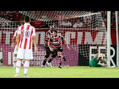 Os Gols HD Santa Cruz 3 x 1 Náutico Campeonato Pernambucano 20/04/2016
