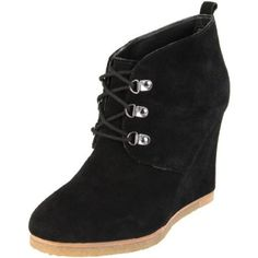 Steve Madden Women's Tanngoo Wedge Boot: I have these! They're awesome.