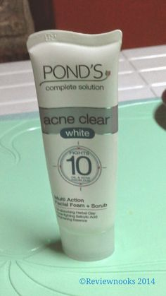 Ponds Complete Solution facial foaming plus scrub Ponds, Oily Skin, Vodka Bottle, Facial, Skin Care, Health, Products, Beauty, Facial Treatment
