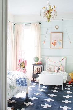 Shared Room Re Visit Shared Girls Room room shared Visit Boy And Girl Shared Room, Boy Girl Bedroom, Little Girl Rooms, Boy Room, Shared Bedrooms, Girl Decor, Fashion Room, Modern Room, My New Room