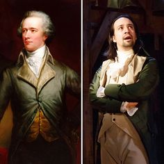 Learn the story behind hip-hop hit HAMILTON! #pinoftheday