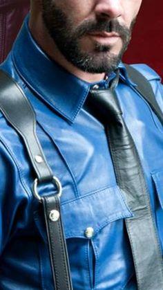Uniform leathers
