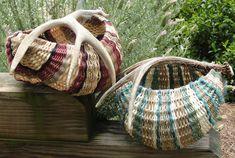 Antler Baskets by Folk School Instructor and Resident Artist Pattie Bagley, John C. Campbell Folk School | folkschool.org