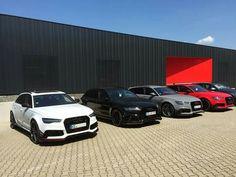 Audi rs6ABT 2015