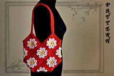 granny square handbag patterns | CROCHET PATTERNS FOR GRANNY SQUARE FINGERLESS GLOVES