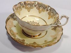 Paragon Bone China Tea Cup by Appointment  H. M by JoyJoeTreasures