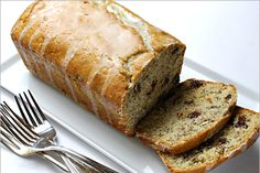 Cherry orange loaf cake - CSMonitor.com