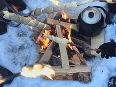 Campfire Food, Outdoor Cooking, Bushcraft, Barbecue, Grilling, Picnic, Meals, Adventure, Breakfast
