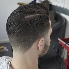 Haircut by cutthroat_george http://ift.tt/1qFSKdI #menshair #menshairstyles #menshaircuts #hairstylesformen #coolhaircuts #coolhairstyles #haircuts #hairstyles #barbers