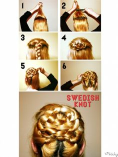 How To | Swedish Knot