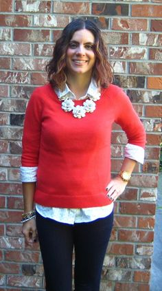 Gap's Polka Dot Button Shirt