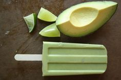 avacado lime tequila popsicle