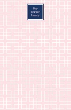 Cute notepad for getting organized this spring!