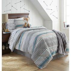 """Levtex Kids Asher Twin Comforter Set - Levtex Kids - Babies """"R"""" Us"""