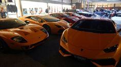 Monaco Fairmont supercar madness! P1, Agera R, Chiron, Ford GT, N-Largo....