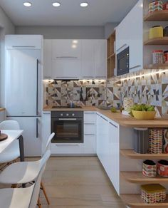 25 Ideas Smart Kitchen Storage Ideas Islands For 2019 Tidy Kitchen, Smart Kitchen, Kitchen Sets, Kitchen Storage, Kitchen Decor, Toy Storage, Storage Ideas, Interiores Design, Frugal Living