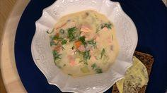 Zuppa di salmone #soup