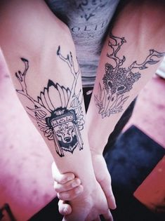 Forearm Tattoo Ideas and Designs 57