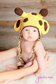 giraffe crochet hat pattern pattern by jennyandteddy