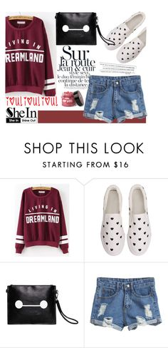 """""""SheIn 1"""" by nerma10 ❤ liked on Polyvore featuring Sheinside"""