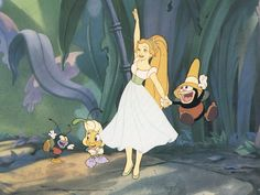 Loved this movie!! In fact I'm gonna find it right now. ... Thumbelina | screenshots of Thumbelina