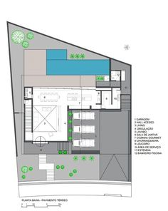 ACT Residence,Floor Plan