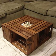 Yard Orta Sehpa | Yard Coffee Table