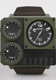 Diesel DZ7248 Watch - Cool Watches from Watchismo.com