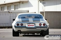 1970 Chevy Camaro Rs Ss
