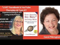 Experience Energy & JOY Living in the Present - Carol Pilkington