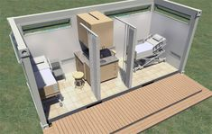 Anshen Allen Containers to Clinics healthcare