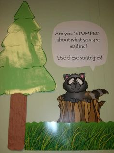 Classroom Management:  Forest theme idea for strategies.