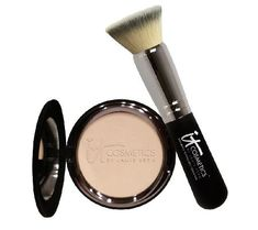 IT Cosmetics Anti-Aging Celebration Foundation with Brush