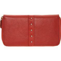 Paul Costelloe Burnt Orange Zip Around Purse Burnt Orange, Burns, Xmas, Zip, Wallet, Fashion, Moda, Fashion Styles, Weihnachten