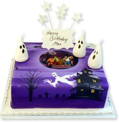 Order delicious cake online in UK that delivered to their door next day. Send best flavored cakes to surprise them. Chocolate-cake, Cheesecake & more. Online cake delivery - Order Now! Scooby Doo Birthday Cake, Scooby Doo Cake, Novelty Birthday Cakes, Birthday Cake Girls, Order Cakes Online, Cake Online, Halloween Cakes, Halloween Gifts, Halloween Uk