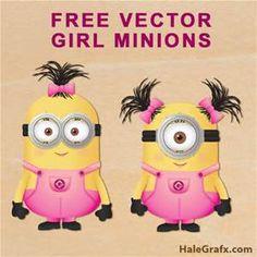 Girl Minion - Bing Images