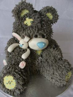 Tatty teddy with bunny