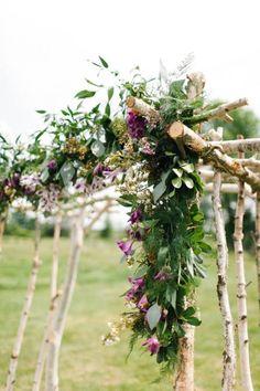 Our Wedding Day, Farm Wedding, Wedding Ceremony, Wooden Arbor, Farm Photo, Vows, Wedding Flowers, Wedding Decorations, Arbour