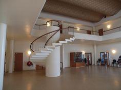 Terminal, Kastrup, Copenhagen Airport, Architect : Vilhelm Lauritzen