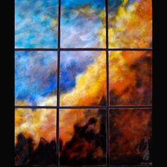 Pismo Fine Art Glass - Cynthia Lynn Miller - Glass enamel kiln fused on copper.