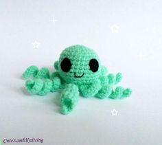 Crochet pattern Crochet octopus pattern от CuteLambKnitting