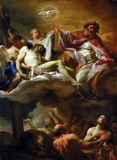 Christ's Faithful Witness: Holy Trinity Sunday: The Father and I are One