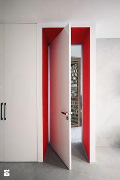 Garderoba styl Minimalistyczny - zdjęcie od Nika Vorotyntseva architecture-design bureau - Garderoba - Styl Minimalistyczny - Nika Vorotyntseva architecture-design bureau