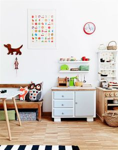 A playful and eclectic kids room | Hus & hem