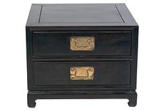 Furniture: Bedroom: Nightstands & Side Tables - One Kings Lane