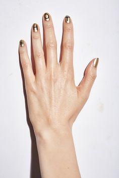Hashtag hot nail art
