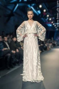 Yair Germon's Bridal Couture SS13 Collection at Tel Aviv FW