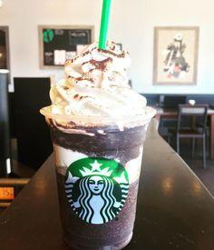 Midnight Mint Mocha Frappuccino – New Starting May 2