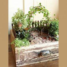 A megfelelő méretű kert
